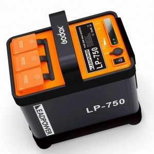 Leadpower Portable Inverter Code: LP-750