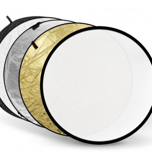 Circular Reflector 5-in-1 Medium  Ø 80cm Code: CRF-80