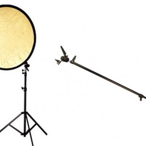 Reflector Stand and Holder Kit Code: RH-618