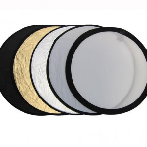 Circular Reflector 5-in-1 Small  Ø 60cm Code: CRF-5M