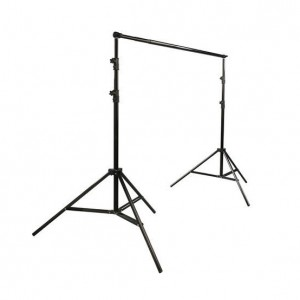 Backdrop Stand Kit and Carry Bag Code: BST-300