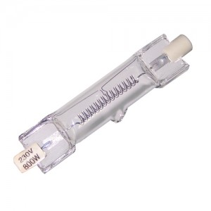 Halogen Tube 800 Watts Code: HTR-25LM