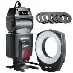 Macro Ring Flash ML-150