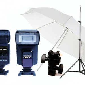 Strobist Kit I for on-the-go Photography
