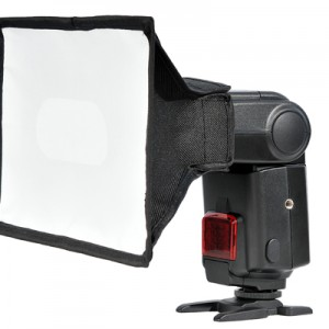 Mini Softbox for Speedlight