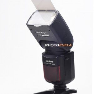 VOELOON V600 Speedlight for Nikon with Free Premium Diffuser