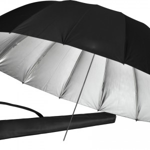 60″ Silver Reflective Umbrella