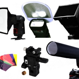 Speedlight Accessories Kit Code: SA-6K
