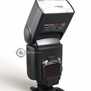 Speedlight Montana C700 Manual zoom