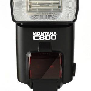 Photozuela Speedlight Canon Flash compatible (E-TTL) Montana C800