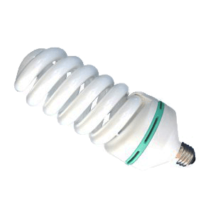 105W Photographic CFL Lamp  Code: CFL-105CS