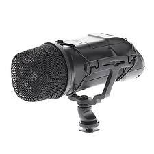 BOYA Stereo Video Microphone BY-V03