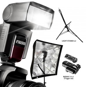 Strobist Kit VII for on-the-go Photography