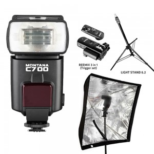 Strobist Kit VI for on-the-go Photography