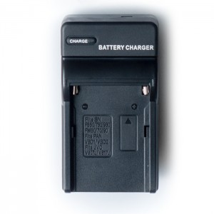 Battery Pack Charger for SONY Li-Ion NP-F550/F750