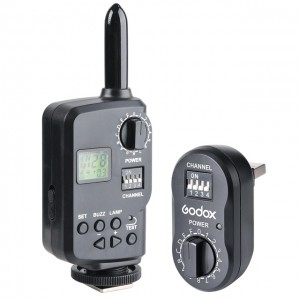 Remote Wireless Trigger and Receiver