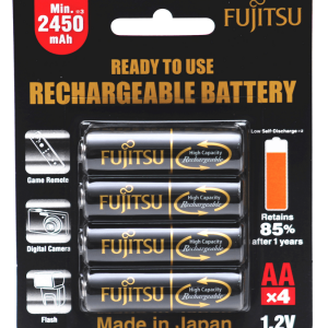 Fujitsu 2450mah battery