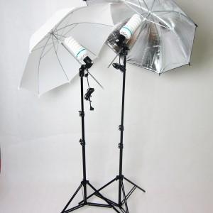Bianco Luce CFL Studio light kit from Photozuela