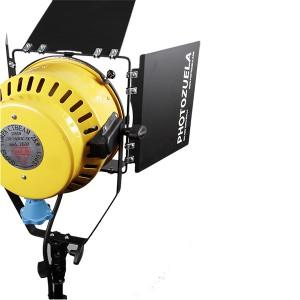 Blondie spotlight heavy duty tunsgten light from Photozuela