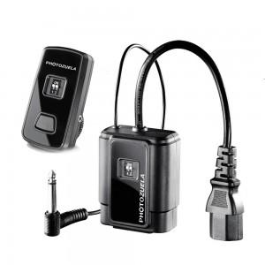 Photo Studio Wireless Trigger Receiver set Trig-4TR by Photozuela