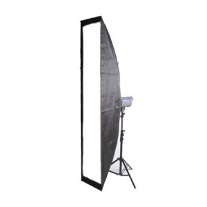 Strip Softbox for Fashion Photography by Photozuela
